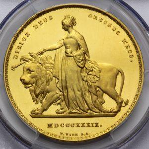 ウナライオン金貨